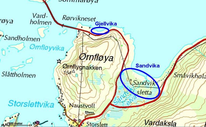 sommarøy kart Skriv inn navn sommarøy kart