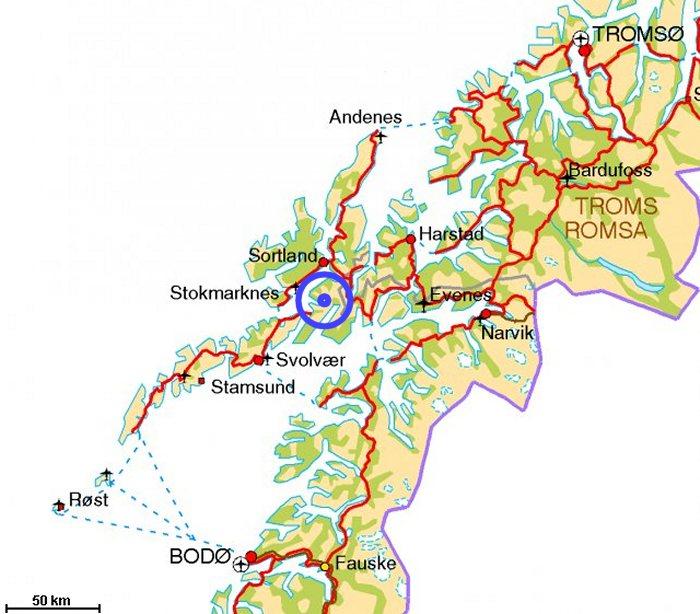 kart over nordland Møysalen 3 august 2008 kart over nordland